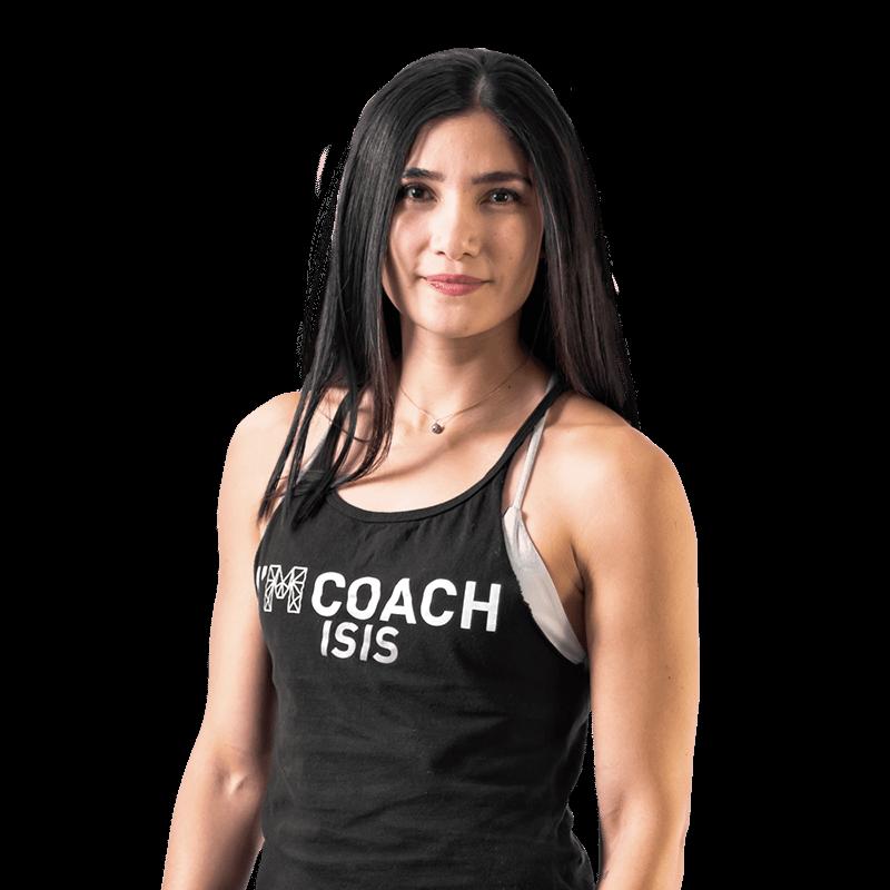 coach isis morales