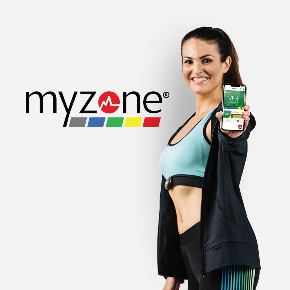 myzone banda de entrenamiento