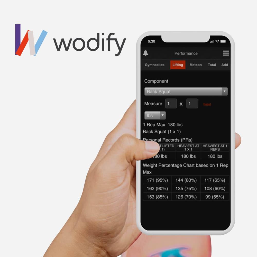 wodify incluido en todos los planes mobeat