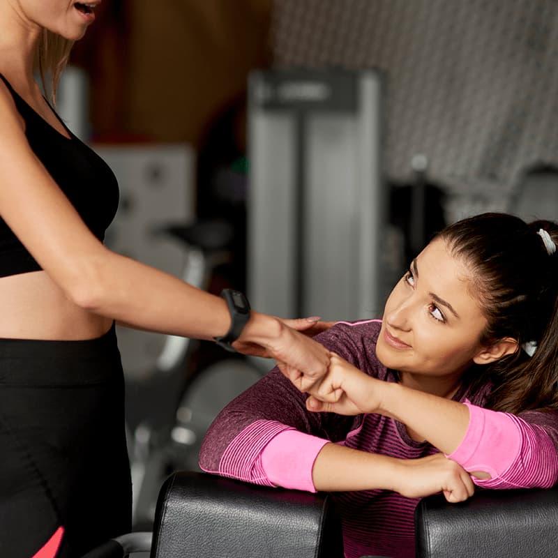 monitoreo integral estudio fitness