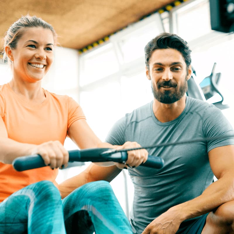 atención exclusiva estudio fitness vs gimnasio