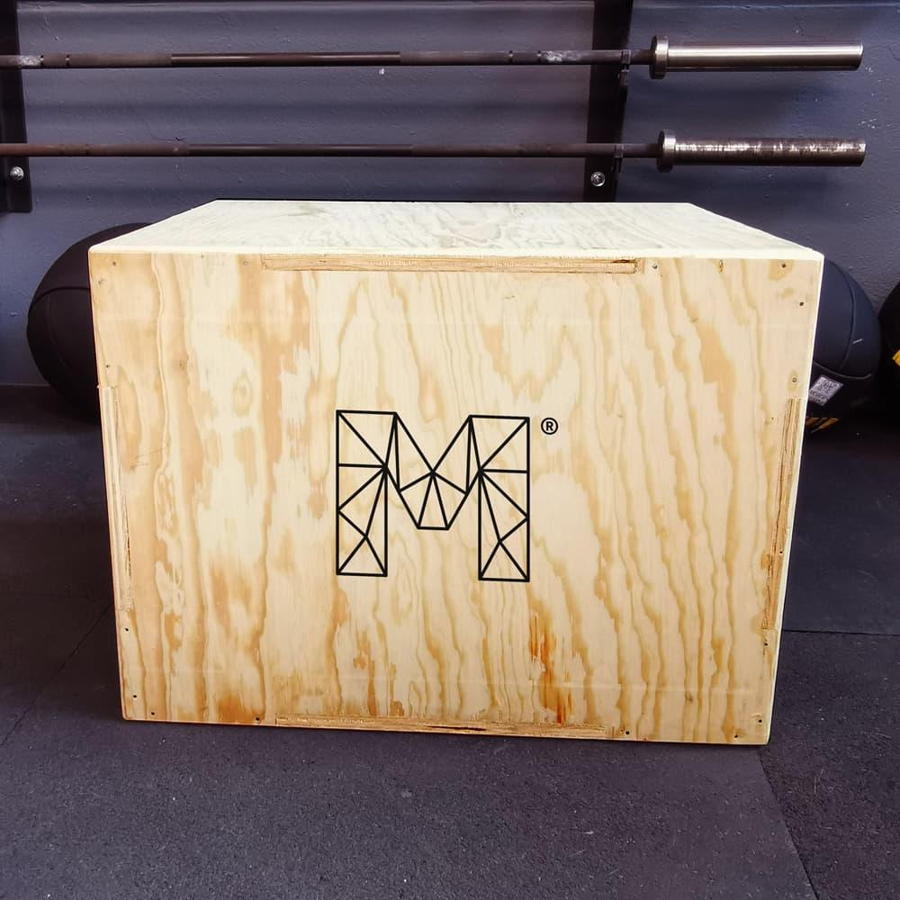 "Featured image for ""Caja pliométrica de madera"""