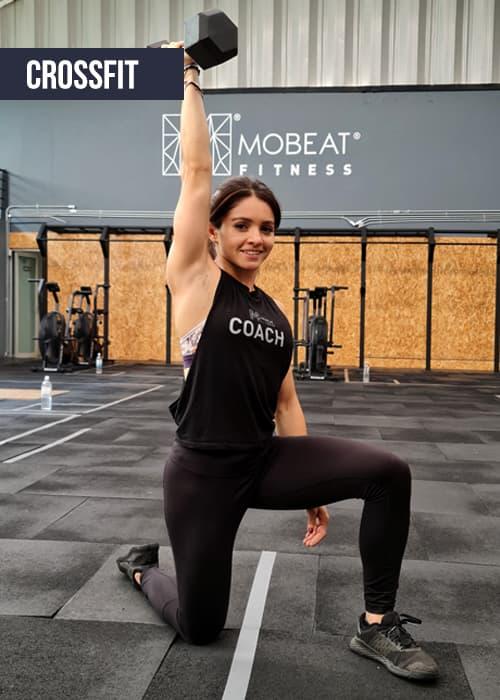 crossfit en mobeat fitness para que elijas tu beat